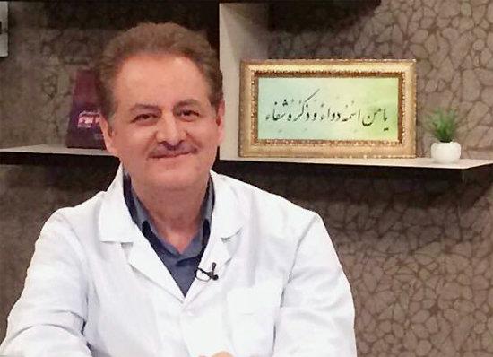 دکتر مردانی: ویروس از سطوح منتقل نمی شود.