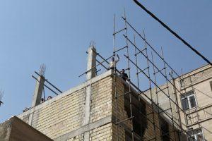 ساخت و سازهای غیر مجاز در تهران بصورت آنلاین رصد می شوند